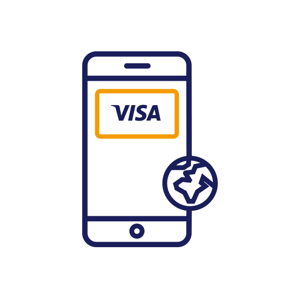 Do mobile payments work overseas?