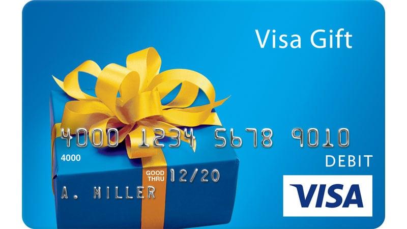 Gift Cards  Visa