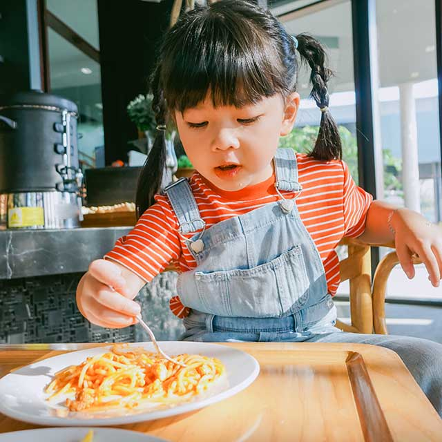 Kid's dine free campaign